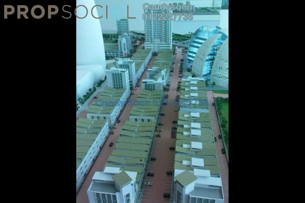 For Sale Office at Petaling Jaya Commercial City, PJ South Leasehold Semi Furnished 0R/0B 1.6m