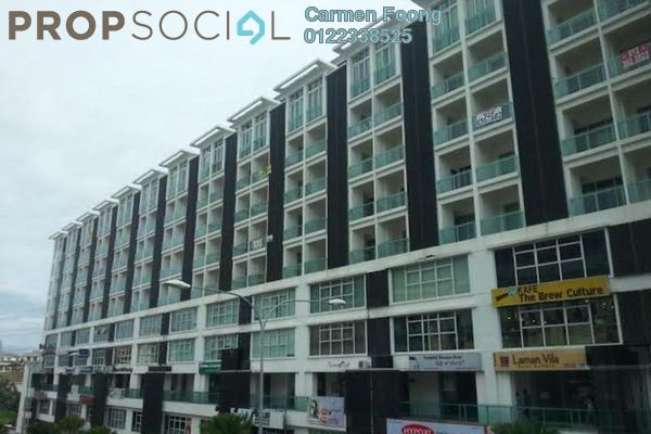 For Rent SoHo/Studio at Chelsea, Sri Hartamas Freehold Fully Furnished 1R/1B 2.1k