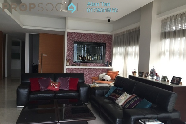 For Sale Condominium at Park Seven, KLCC Freehold Fully Furnished 3R/3B 4.3m