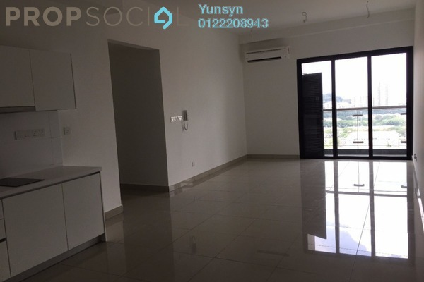 For Sale Condominium at Glomac Centro, Bandar Utama Leasehold Semi Furnished 3R/2B 750k
