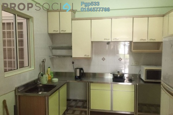 For Rent Condominium at Gold Coast, Bayan Indah Leasehold Fully Furnished 4R/2B 1.9k