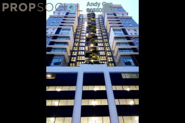 For Sale Condominium at Three28 Tun Razak, KLCC Freehold Fully Furnished 3R/2B 1.35m