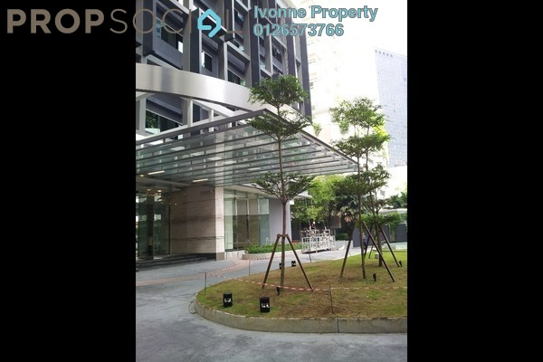 For Rent Condominium at Binjai 8, KLCC Freehold Fully Furnished 1R/2B 3.5k