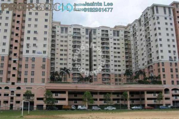 For Sale Condominium at Vista Saujana, Kepong Freehold Semi Furnished 3R/2B 288k