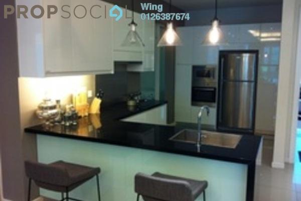 For Sale Condominium at 288 Residency, Setapak Freehold Semi Furnished 4R/3B 690k