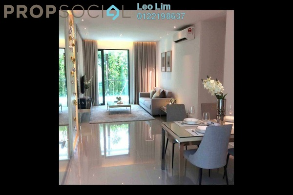 For Sale Condominium at Scenaria, Segambut Freehold Unfurnished 3R/2B 468k