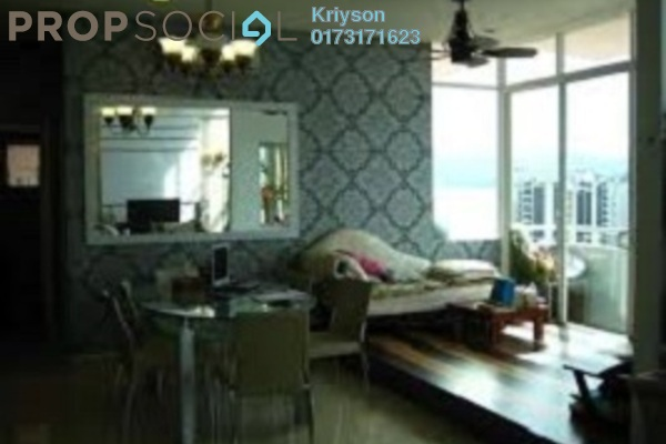 For Rent Condominium at Ampang Boulevard, Ampang Leasehold Semi Furnished 3R/2B 1.9k