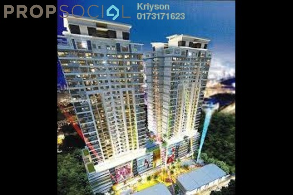 For Rent Condominium at Endah Promenade, Sri Petaling Leasehold Fully Furnished 2R/1B 2k