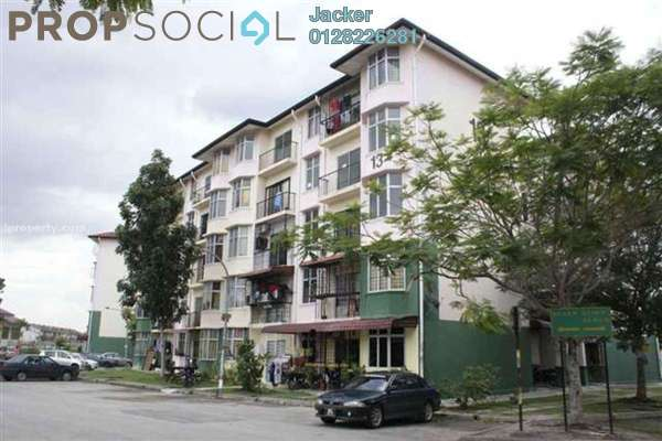 For Rent Apartment at Taman Putra Perdana, Puchong Leasehold Semi Furnished 3R/2B 950translationmissing:en.pricing.unit
