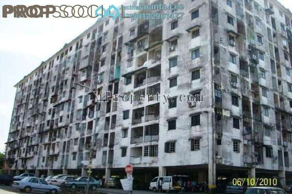 For Sale Apartment at Taman Indah Perdana, Kepong Leasehold Unfurnished 3R/2B 162k