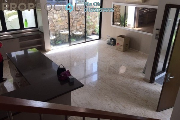 For Sale Semi-Detached at Lake Edge, Puchong Leasehold Semi Furnished 5R/5B 2.35m