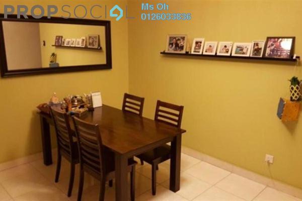 For Sale Terrace at Taman Puncak Kinrara, Bandar Kinrara Leasehold Fully Furnished 4R/3B 710k