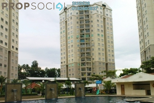 For Sale Condominium at Menara Menjalara, Bandar Menjalara Freehold Semi Furnished 3R/2B 425k