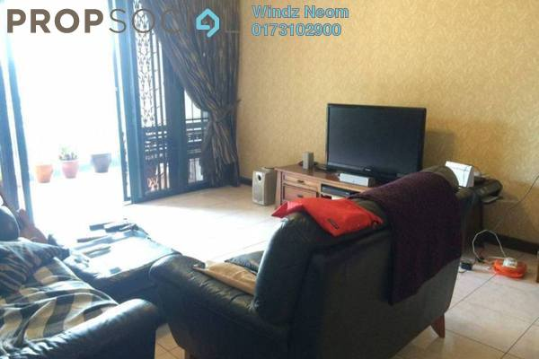 For Sale Condominium at Lanai Kiara, Mont Kiara Freehold Semi Furnished 3R/2B 798k