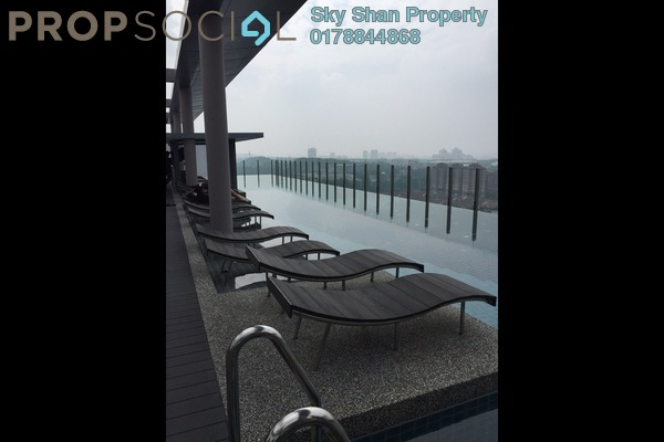For Rent Duplex at Flexis @ One South, Seri Kembangan Leasehold Semi Furnished 3R/2B 2k