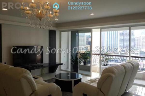 For Sale Condominium at Bougainvilla, Bukit Bintang Freehold Fully Furnished 3R/4B 1.3m