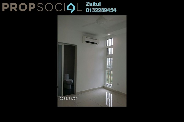 For Rent SoHo/Studio at Central SOHO @ Central Residence, Sungai Besi Freehold Unfurnished 2R/1B 1.3k