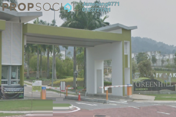 For Sale Semi-Detached at Greenhill Residence, Shah Alam Leasehold Unfurnished 4R/3B 755k