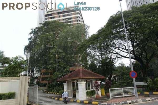 For Rent Condominium at Desa Kudalari, KLCC Freehold Fully Furnished 1R/1B 3.5k