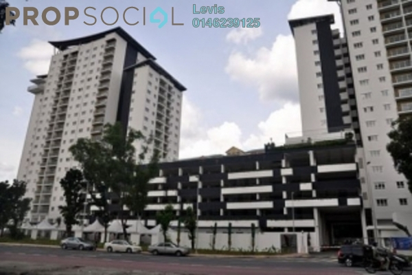 For Rent Condominium at Suria Jelatek Residence, Ampang Hilir Leasehold Fully Furnished 3R/2B 3k