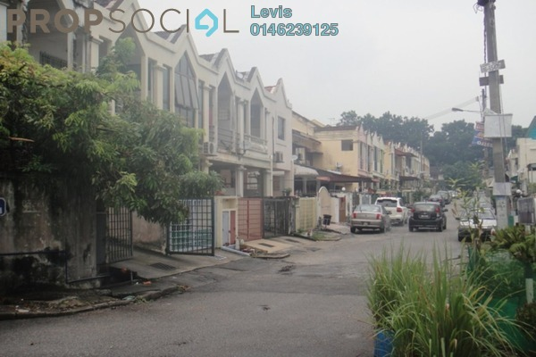 For Rent Terrace at Bandar Baru Sri Petaling, Sri Petaling Leasehold Semi Furnished 2R/1B 1.2k