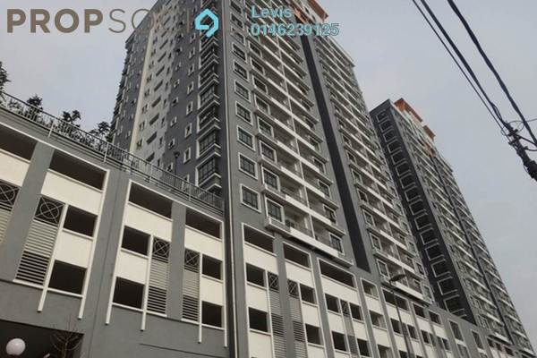 For Rent Condominium at Park 51 Residency, Petaling Jaya Leasehold Fully Furnished 2R/2B 2.4k