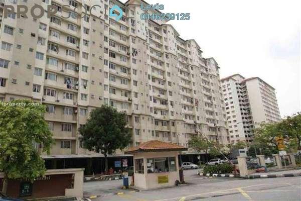 For Rent Condominium at Lestari Apartment, Bandar Sri Permaisuri Leasehold Semi Furnished 3R/2B 1.3k