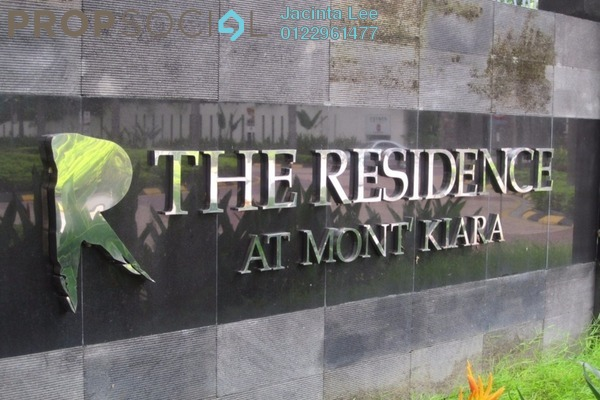 For Sale Bungalow at The Residence, Mont Kiara Freehold Semi Furnished 5R/5B 8.1m