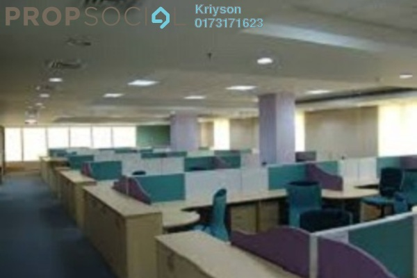 For Rent Office at Solaris Dutamas, Dutamas Freehold Unfurnished 0R/0B 9k