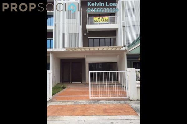 For Sale Terrace at Zaria @ Sutera Damansara, Damansara Damai Leasehold Unfurnished 6R/6B 1.3Juta
