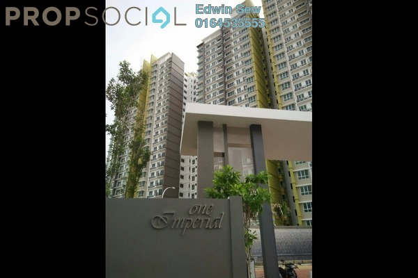 For Sale Condominium at One Imperial, Sungai Ara Freehold Unfurnished 3R/2B 620k