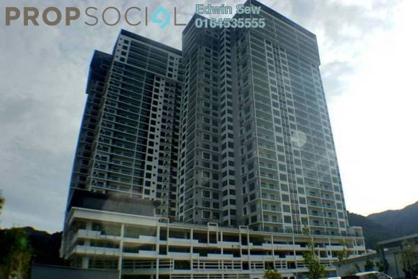 For Sale Condominium at Mira Residence, Tanjung Bungah Freehold Unfurnished 3R/3B 1m
