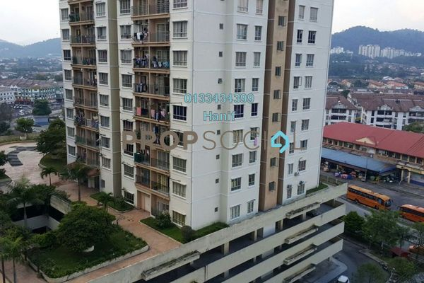 For Rent Condominium at Ampang Prima, Ampang Leasehold Unfurnished 3R/2B 2k