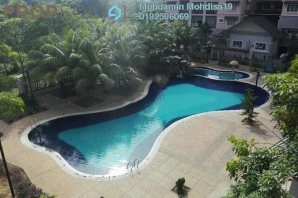 For Rent Condominium at Saujana Aster, Putrajaya Freehold Fully Furnished 3R/2B 1.7k
