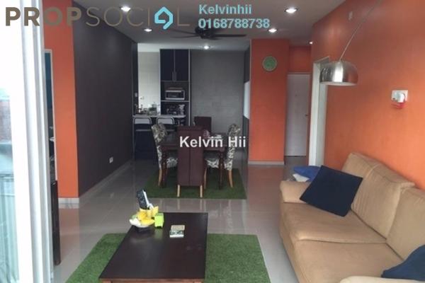 For Sale Condominium at Astana Lumayan, Bandar Sri Permaisuri Leasehold Semi Furnished 3R/2B 570k