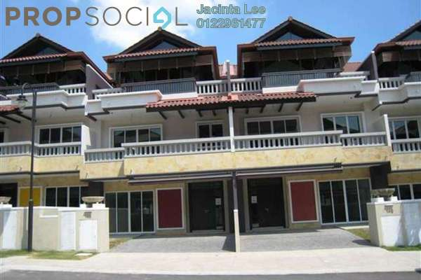 For Sale Terrace at Duta Tropika, Dutamas Freehold Semi Furnished 5R/5B 3.7m