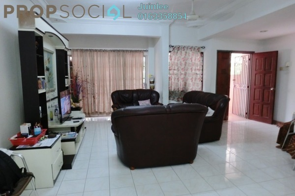 For Rent Terrace at Section 31, Kota Kemuning Freehold Semi Furnished 4R/3B 1.5k