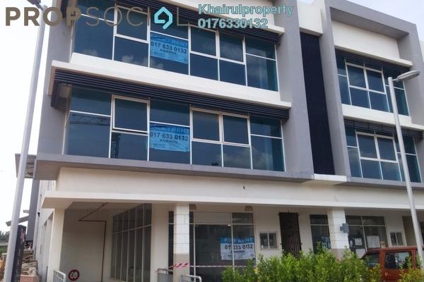 For Rent Shop at Bangi Gateway, Bandar Baru Bangi Freehold Unfurnished 1R/1B 2k