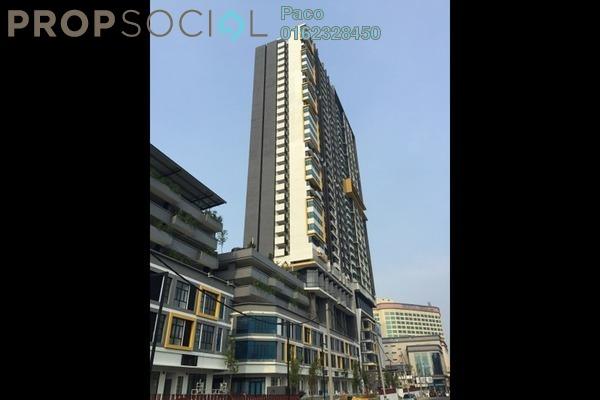 For Rent SoHo/Studio at MKH Boulevard, Kajang Freehold Semi Furnished 1R/1B 800translationmissing:en.pricing.unit