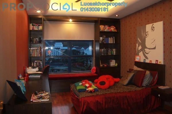 For Rent Condominium at Desa Villa, Taman Desa Freehold Fully Furnished 3R/2B 1.8k
