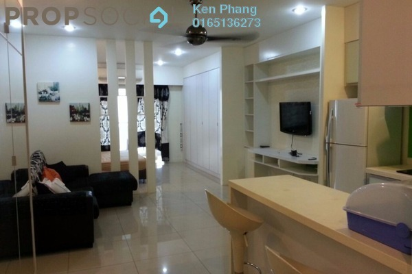 For Sale Condominium at Ampang Putra Residency, Ampang Leasehold Fully Furnished 0R/1B 400k