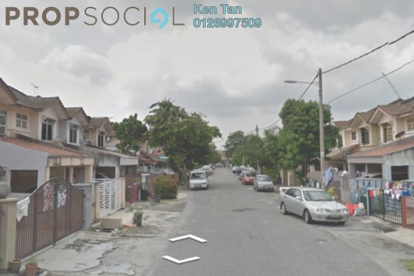 For Sale Terrace at Taman Puchong Perdana, Puchong Leasehold Semi Furnished 4R/2B 450k