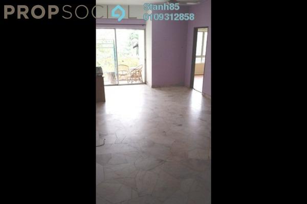For Sale Apartment at Sri Pelangi, Setapak Freehold Semi Furnished 3R/2B 378k