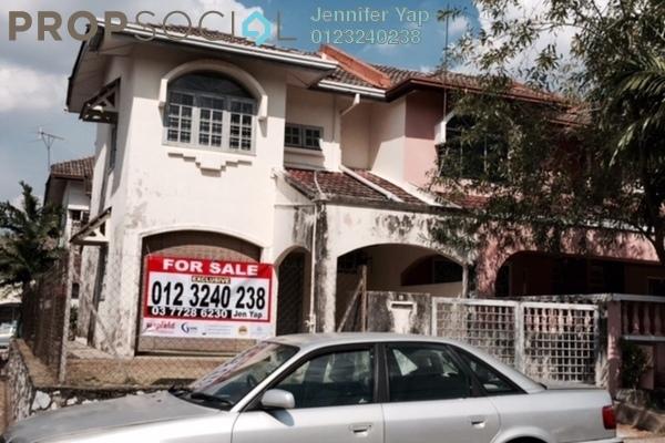 For Sale Terrace at USJ 13, UEP Subang Jaya Freehold Unfurnished 3R/3B 590k