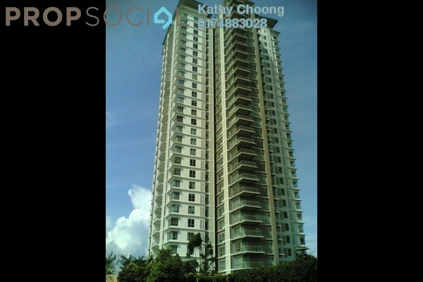 For Sale Condominium at The Maple, Sentul Freehold Fully Furnished 3R/2B 1.5m