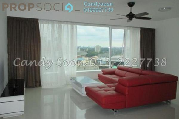 For Sale Condominium at Verticas Residensi, Bukit Ceylon Freehold Fully Furnished 2R/2B 1.95m