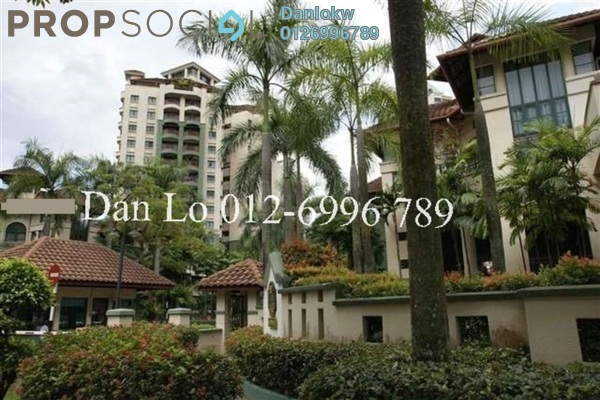 For Sale Condominium at Mont Kiara Sophia, Mont Kiara Freehold Fully Furnished 1R/1B 650k