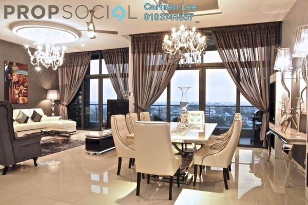 For Rent Condominium at Tropicana Grande, Tropicana Leasehold Fully Furnished 4R/4B 15k