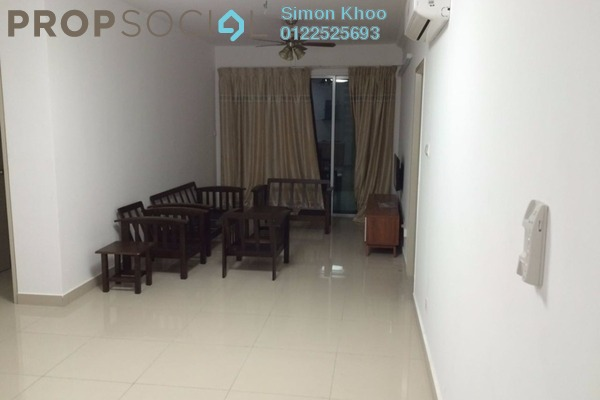 For Rent Serviced Residence at Pacific Place, Ara Damansara Leasehold Fully Furnished 1R/1B 1.8k