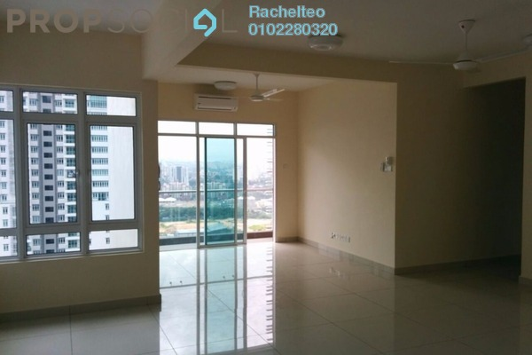 For Sale Condominium at Saville @ The Park, Pantai Freehold Semi Furnished 3R/2B 1.04m